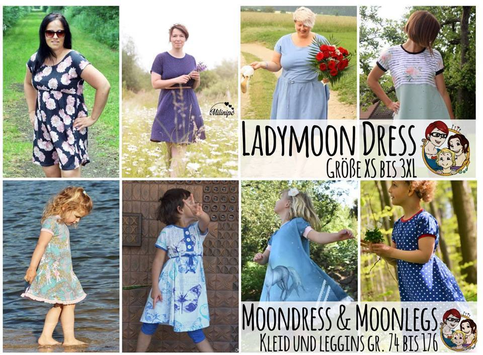 Moondress/Ladymoon Dress Kombi-Ebook