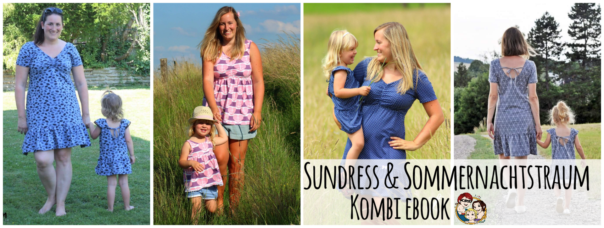 Sundress & Sommernachtstraum Kombi-Ebook