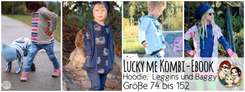 Luckygirl, Moonlegs Leggings und Moonbux Kombi-Ebook