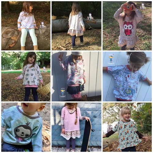 Schnugglesweater, Leggings, Moonbux Kombi-Ebook