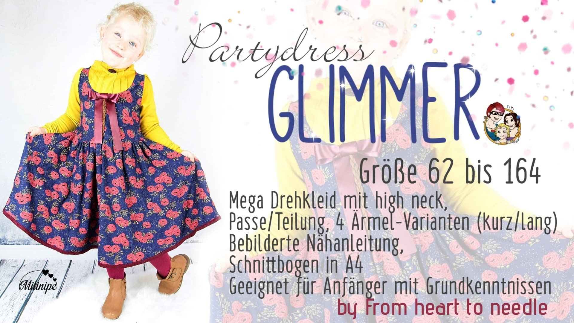 Partydress #Glimmer