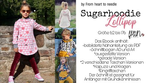 SugarHoodie Lollipop