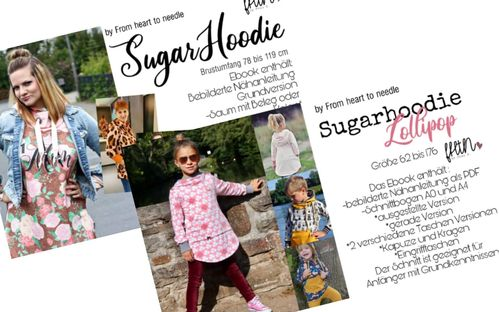 SugarHoodie Kids/Lady