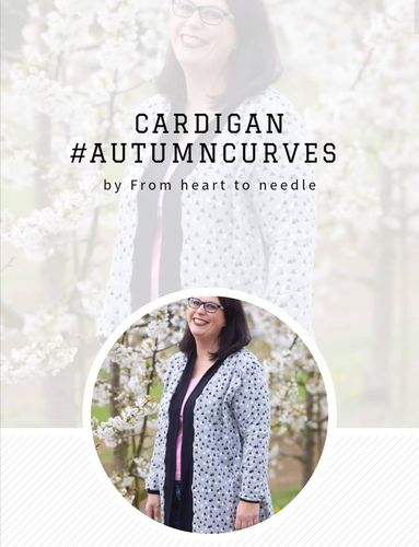 Cardigan #AutumnCurves